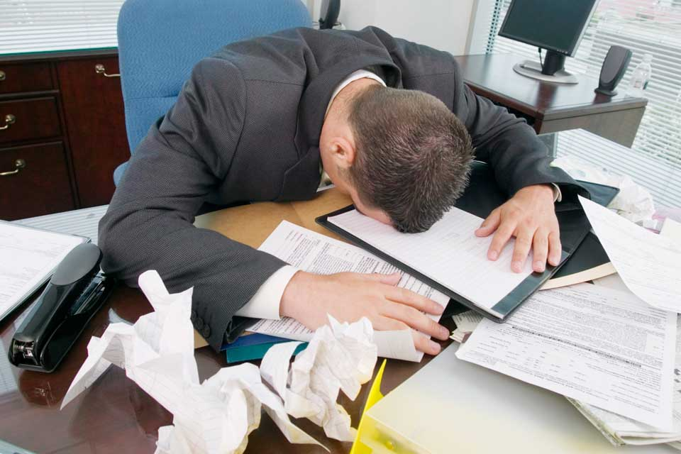 Stress at Workplace – Research Methodology